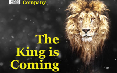 DVD/CD of The King Is Coming now available!